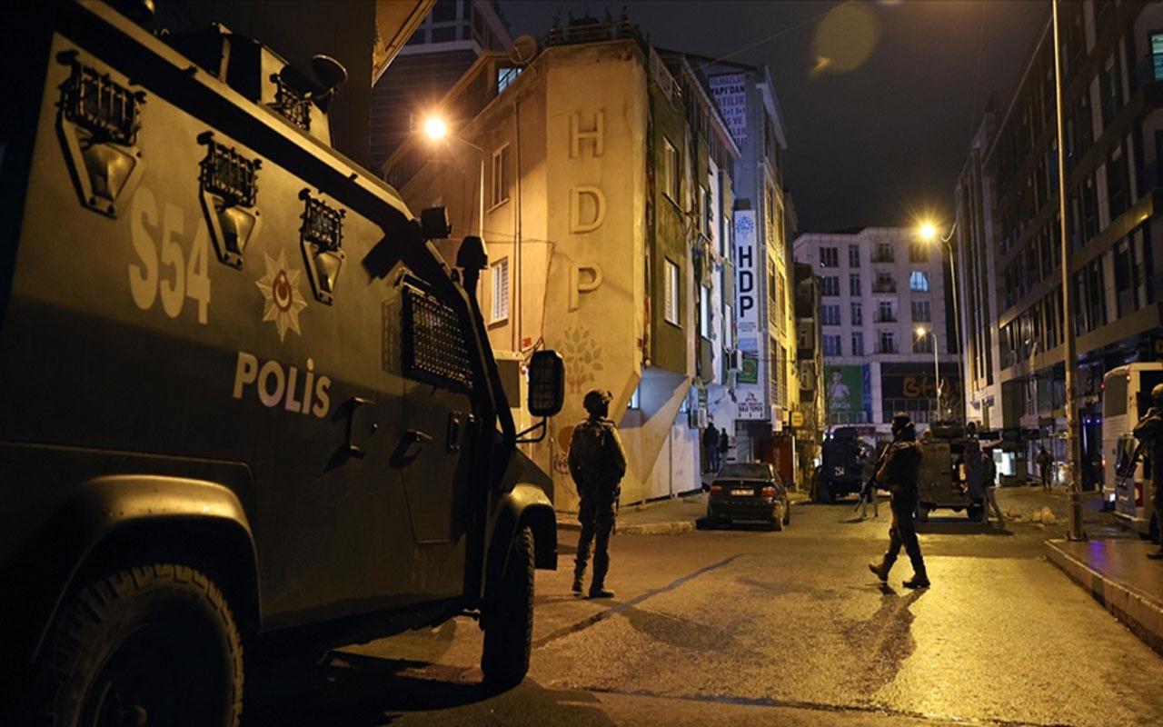 HDP Esenyurt ilçe binası operasyonu! Şüphelilerin gözaltı süreleri 2 gün uzatıldı