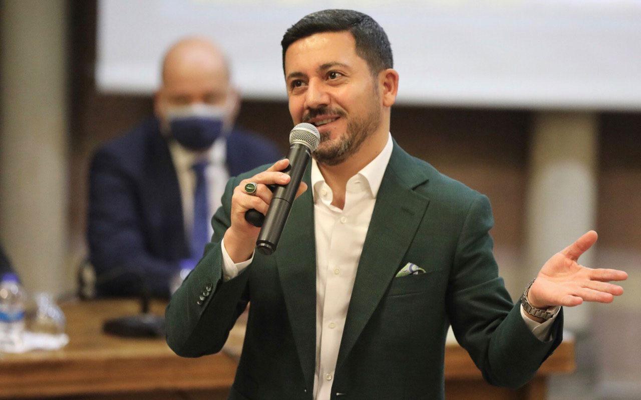 Nevşehir Belediye Başkanı Rasim Arı başkanlıktan istifa etti sebebi de açıkladı