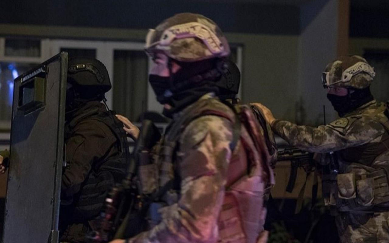 Van merkezli 4 ilde PKK/KCK operasyonu