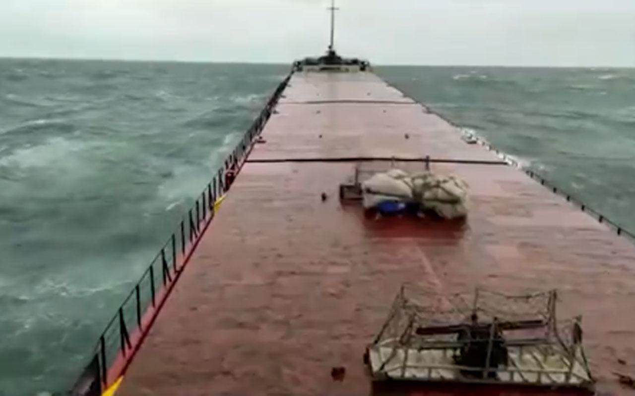 İnkum'da batan gemiyle ilgili skandal detay