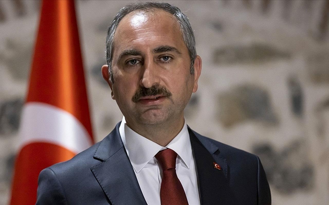 Adalet Bakanı Abdulhamit Gül'den Kabe fotoğrafı saygısızlına sert tepki hadsizler