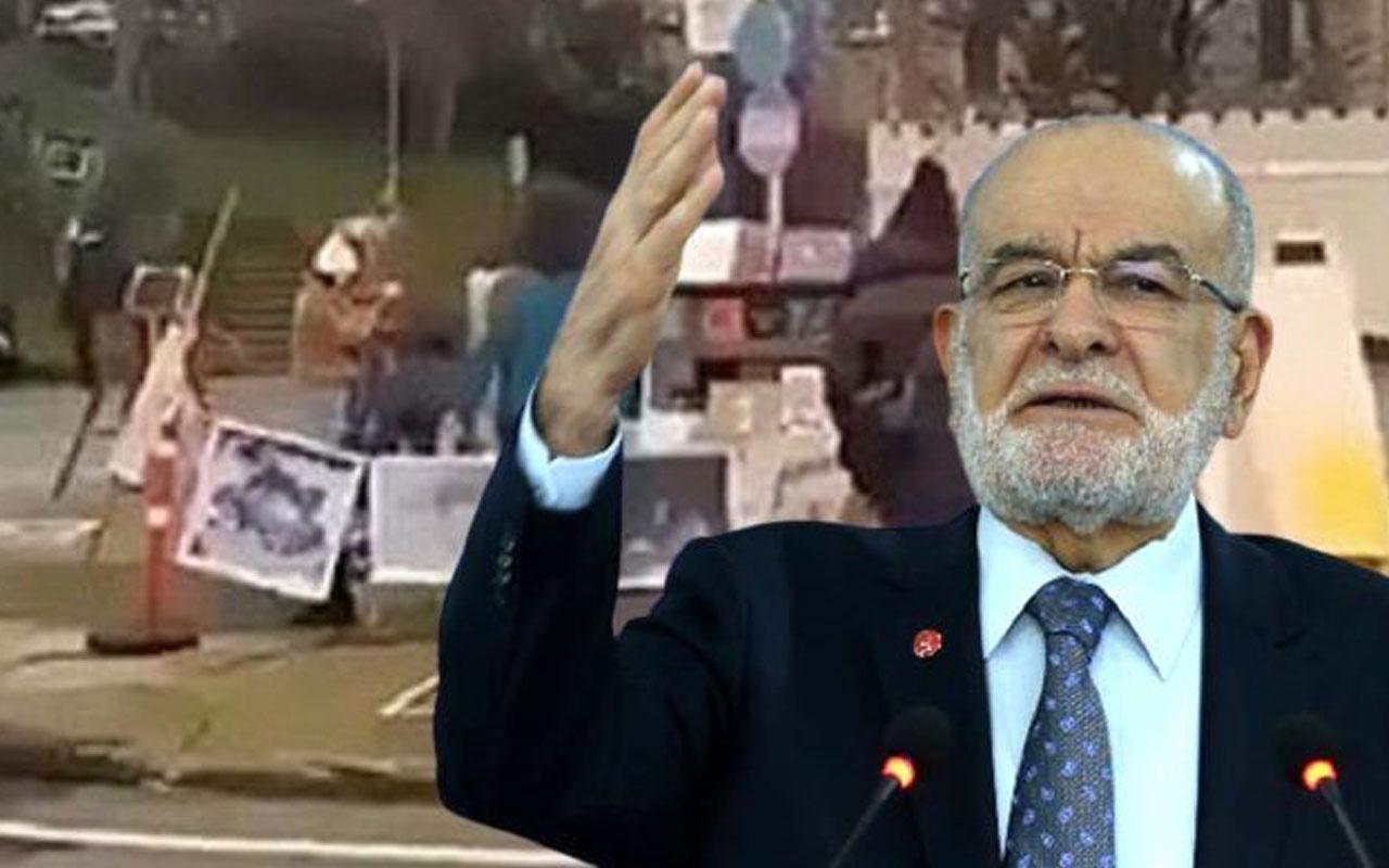 Temel Karamollaoğlu'ndan Boğaziçi'ndeki 'Kabe' skandalına sert tepki