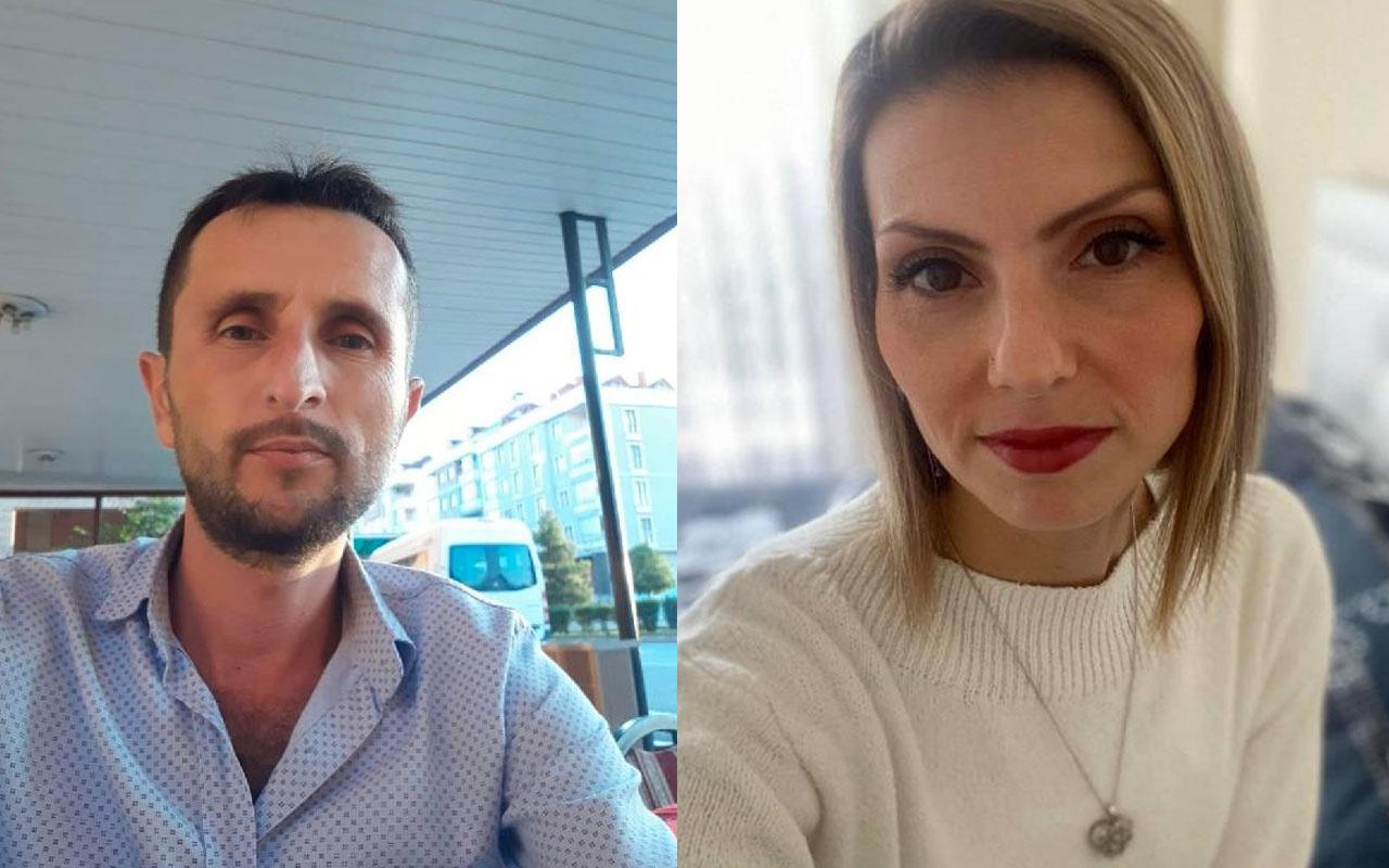 Öldürdüğü Arzu Aygün'ün kızına mesaj atıp, 500 Euro istemiş