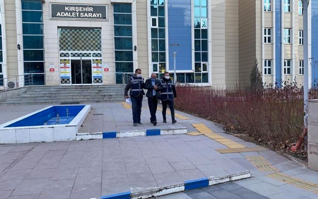 Kırşehir'de 20 yıllık pompacı cinayeti otomobiller araştırılarak çözüldü
