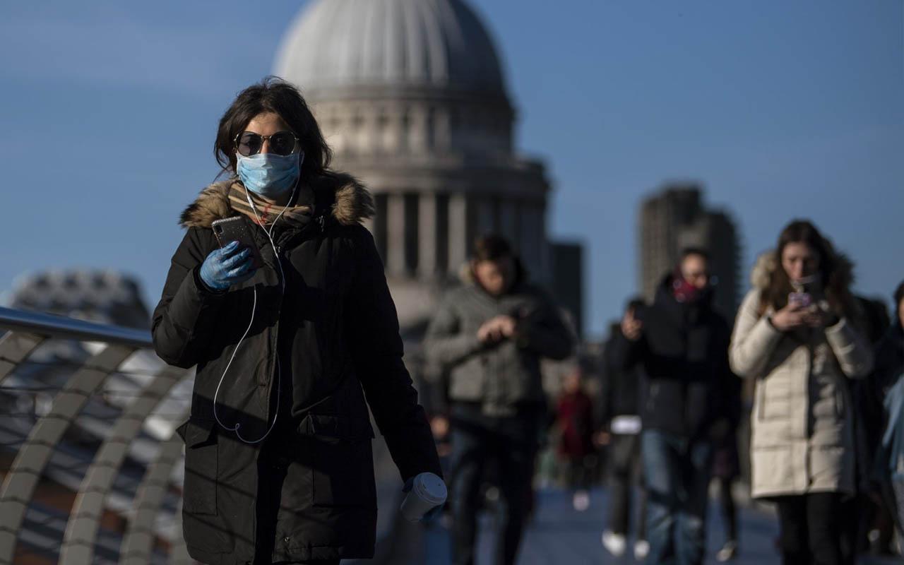 İngiltere'de koronavirüs kabusu sürüyor! 24 saatte bin 200 kişi hayatını kaybetti