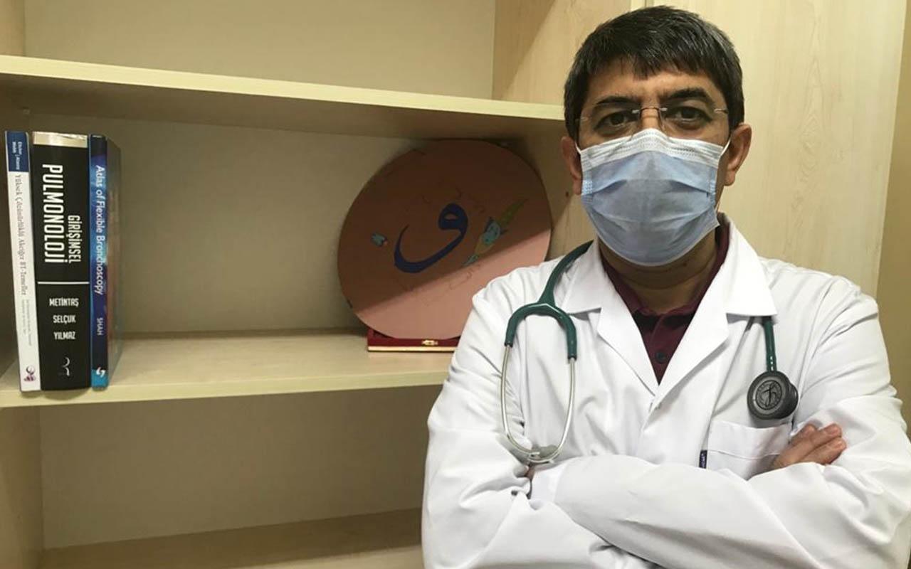 Koronavirüste yeni pik yaşanabilir! Prof. Dr. Bünyamin Sertoğulları tarih verdi
