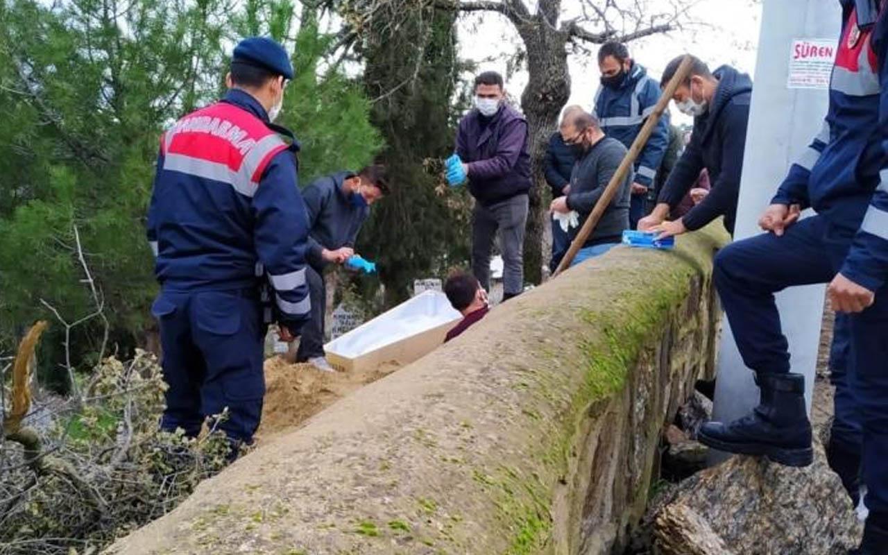 Aydın'dan kahreden haber: 10 aylık bebek koronavirüsten hayatını kaybetti