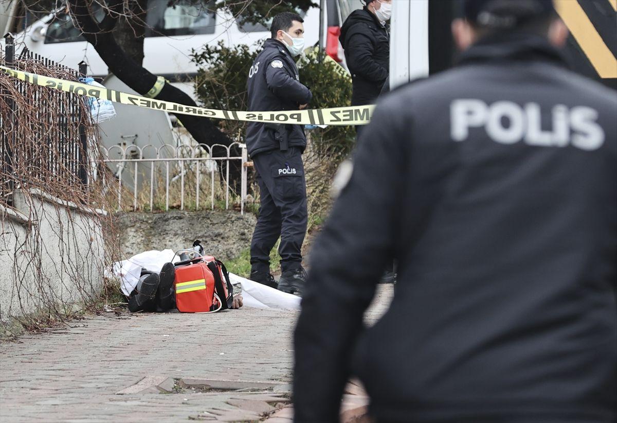 Ankara'nın göbeğinde kan donduran olay! 'Şeytana benziyorsun' deyip sokak ortasında öldürdü