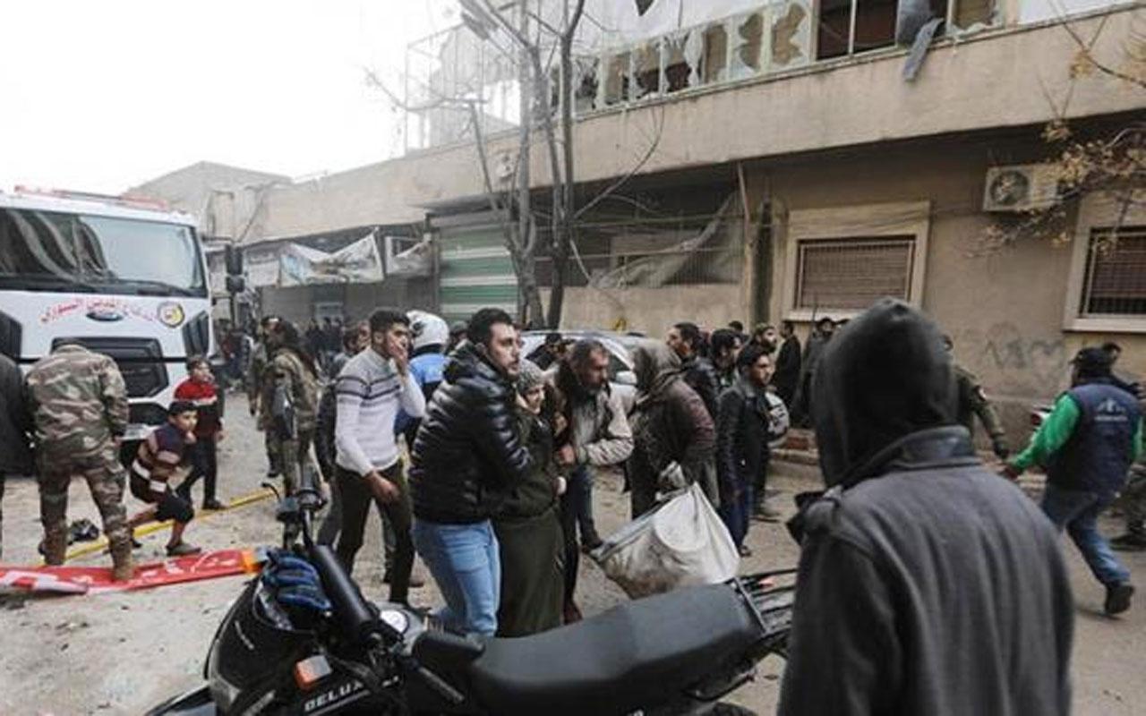 Suriye'nin kuzeyindeki Azez ve Bab'da terör saldırıları: 10 ölü, 24 yaralı