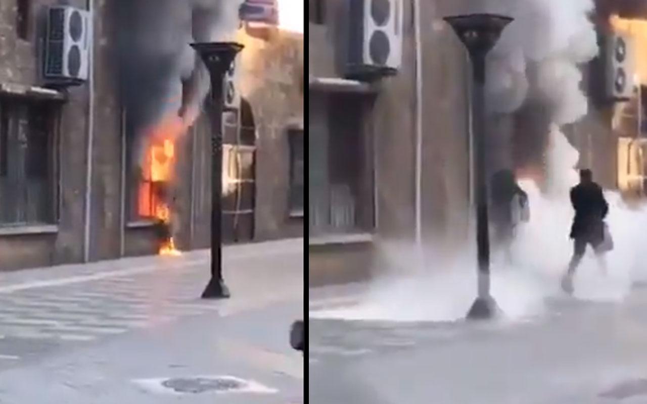Mersin Büyükşehir Belediyesi'ne saldırı düzenlendi
