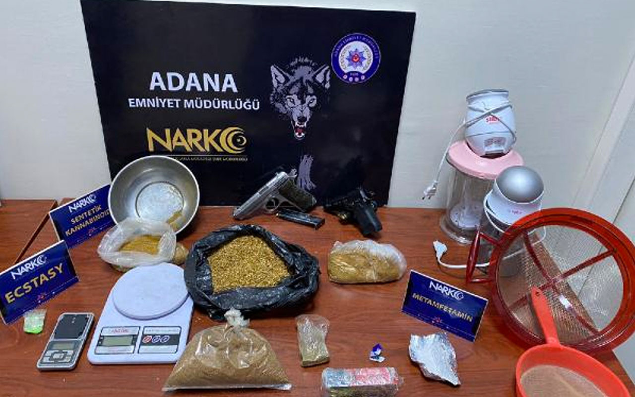 Adana'daki 'torbacı' operasyonlarında 112 kişi tutuklandı