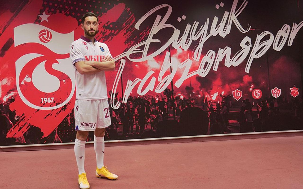 Yunus Mallı resmen Trabzonspor'da