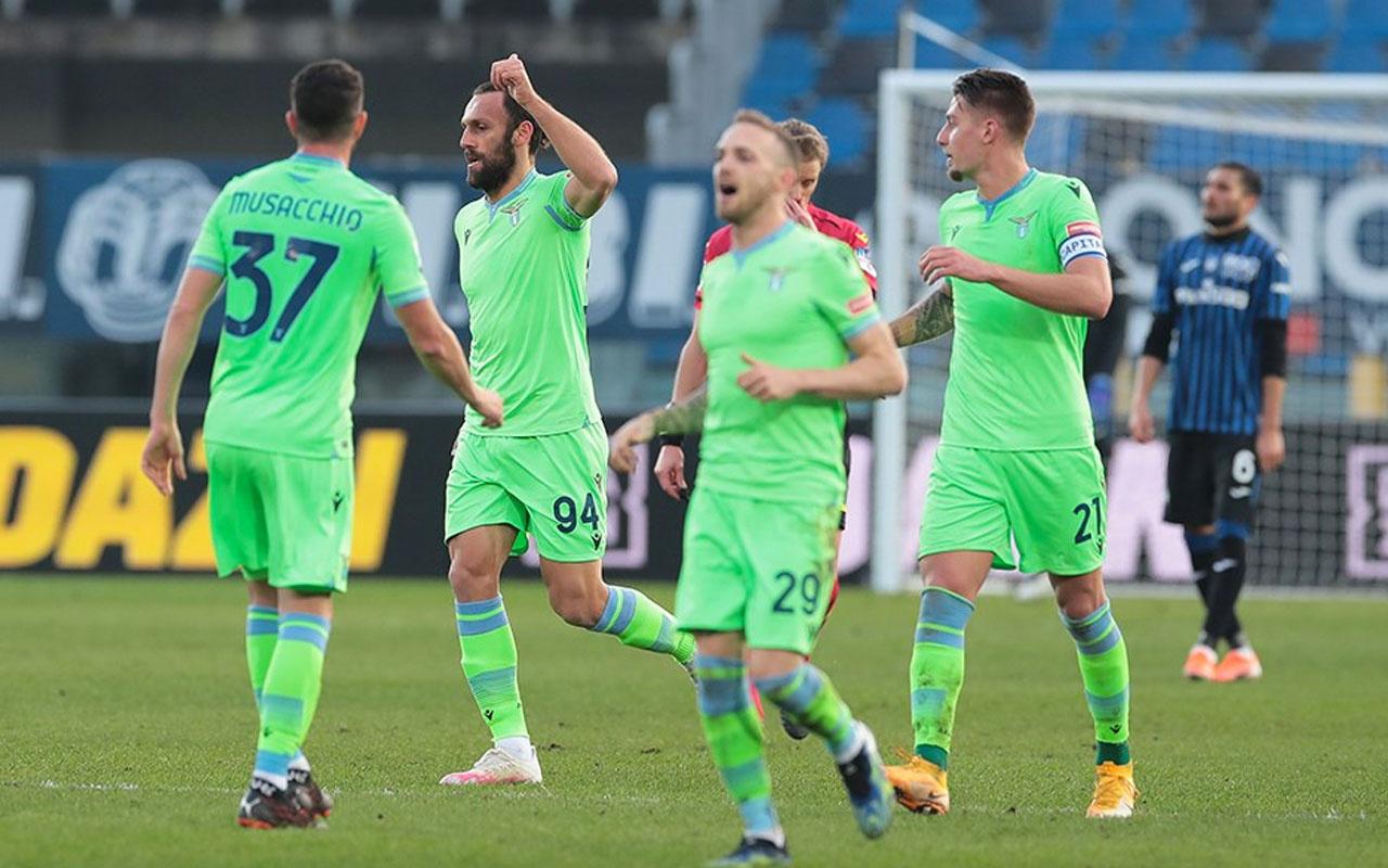 Vedat Muriqi attı, Lazio galibiyet serisini sürdürdü