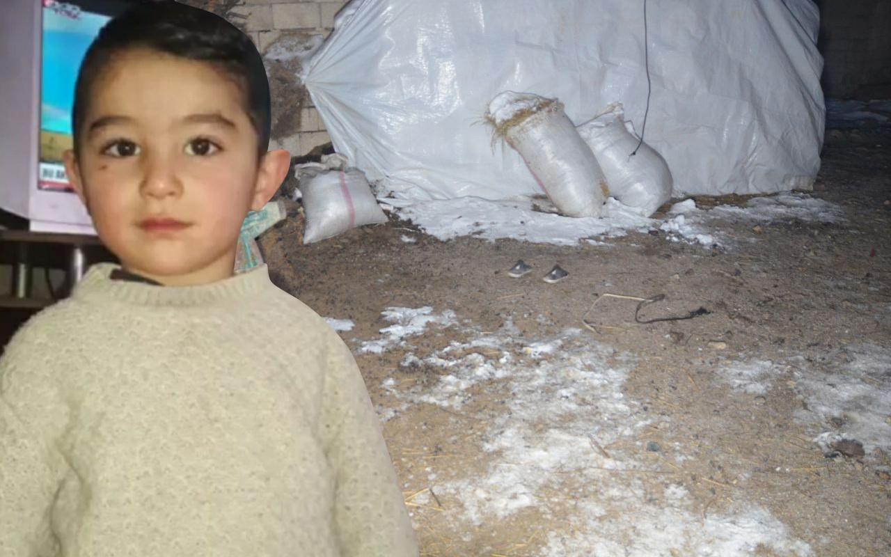 Sadece kar topu oynamak istemişti! Van'da 8 yaşındaki çocuk feci şekilde can verdi