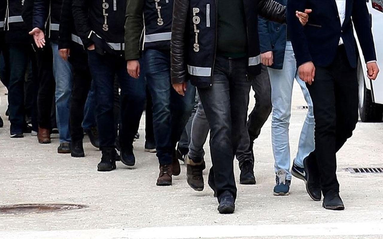 Mersin'deki fuhuş operasyonunda çok sayıda gözaltı