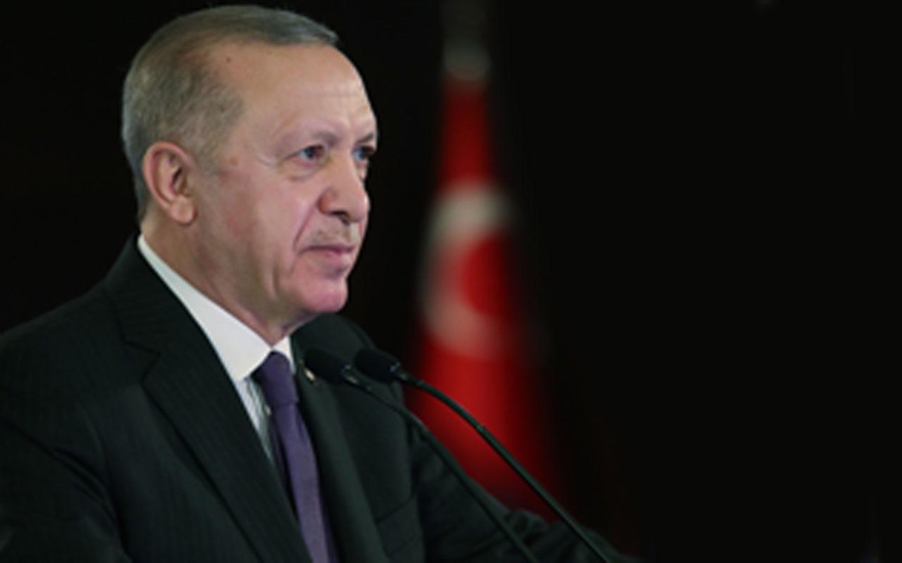 Cumhurbaşkanı Erdoğan'dan Kılıçdaroğlu'na Gara tepkisi