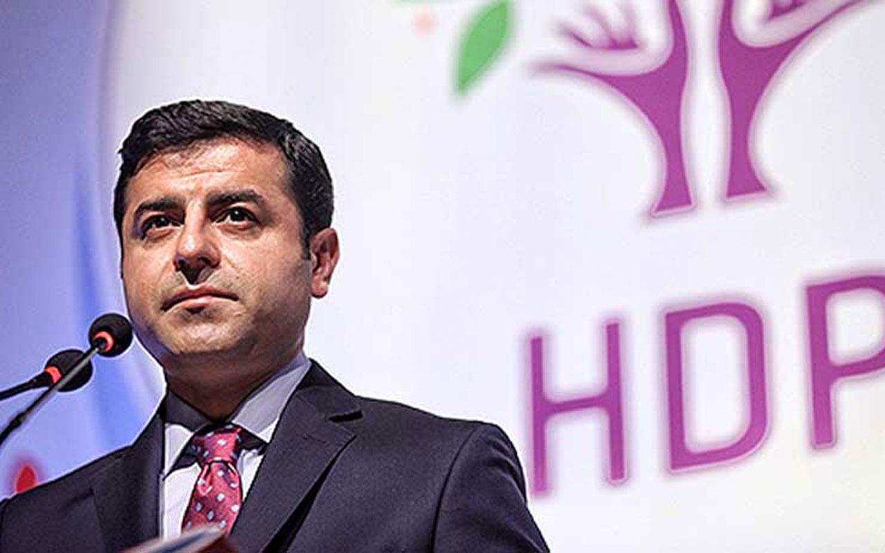 AİHM, Demirtaş'ın ikinci tutukluğuna ilişkin Türkiye'den savunma istedi