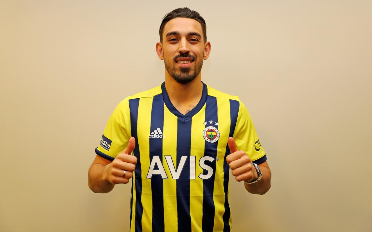 Başakşehir, İrfan Can Kahveci'nin transferi için Fenerbahçe'yle anlaştı