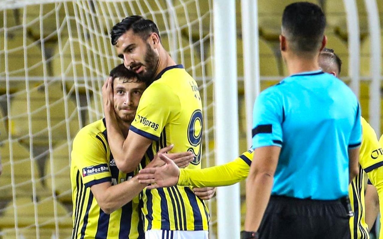 Fenerbahçe, Kemal Ademi'yi Fatih Karagümrük'e kiraladı