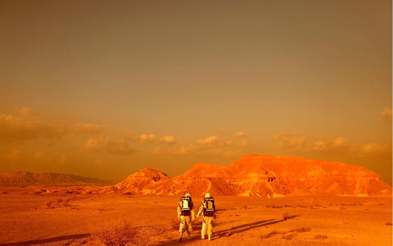 Mars hayali için bir adım daha! 10 kat daha hızlı gidecek roket geliştirildi