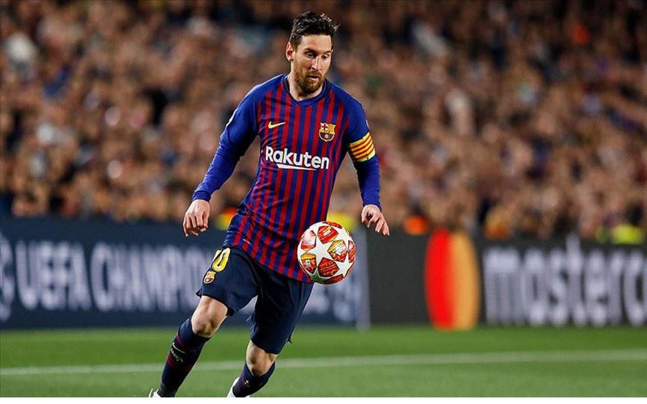 Barcelona sezon sonu ayrılsa bile Messi'ye 39 milyon avro ödeyecek
