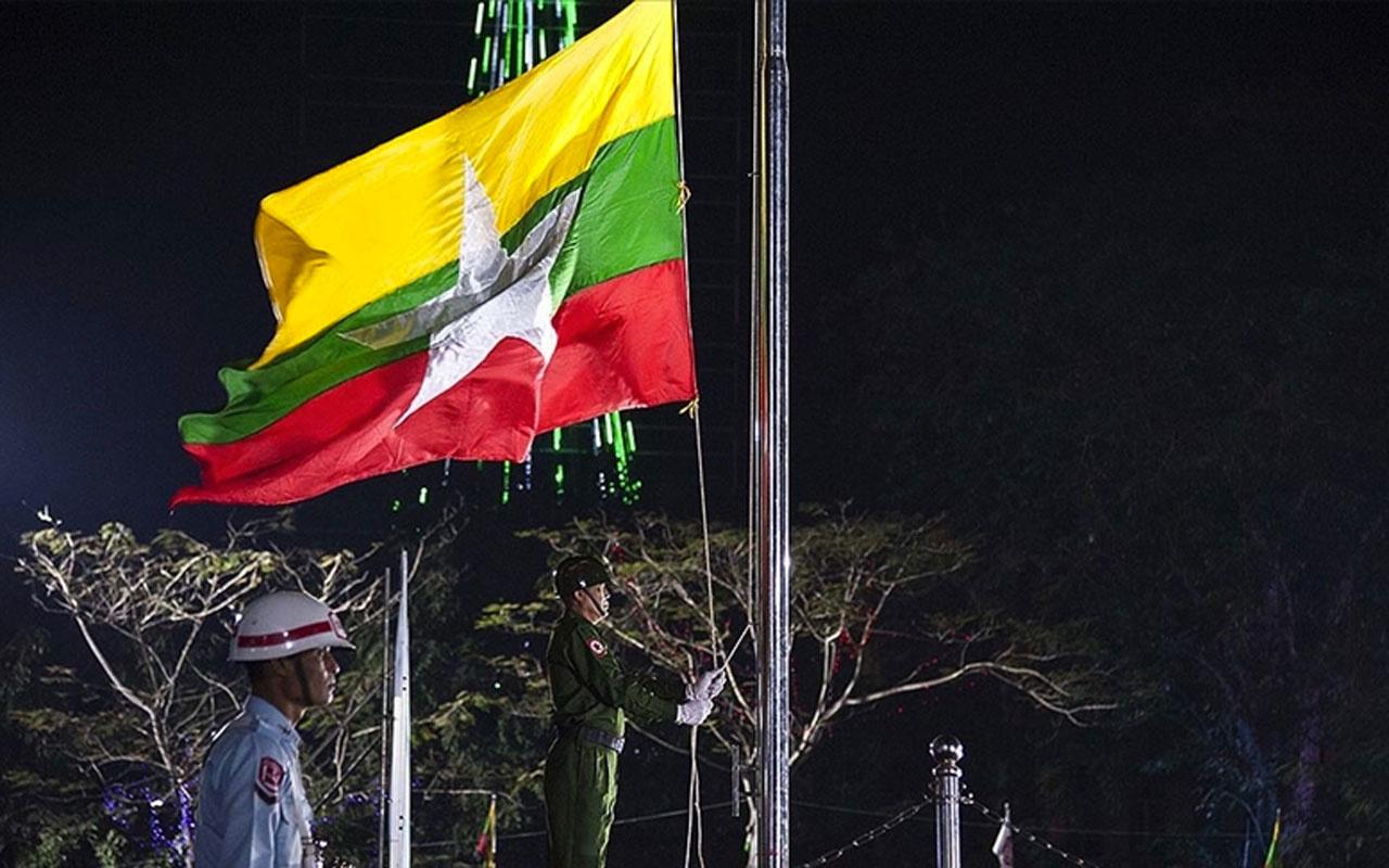 Myanmar'da iktidar partisinden darbeye karşı çıkma çağrısı