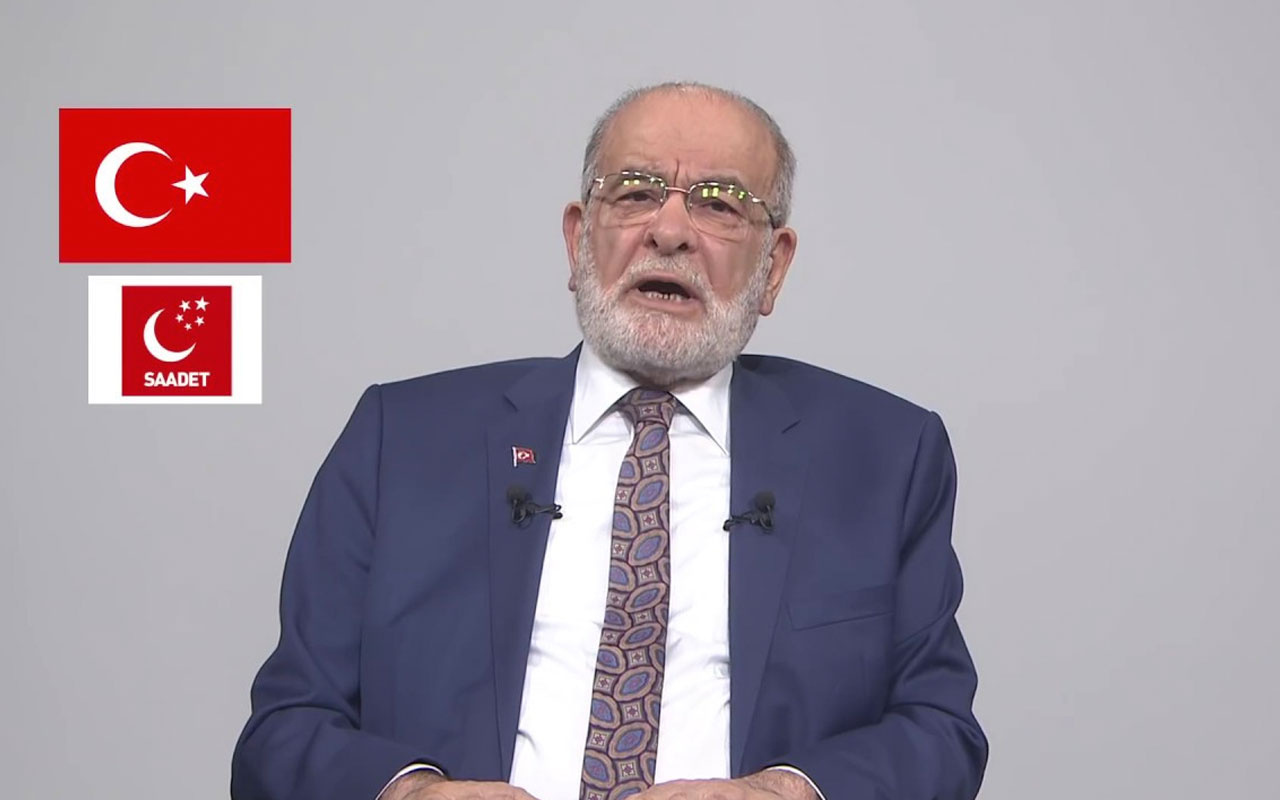 Saadet Partisi'nden HDP açıklaması! Biz HDP ile düşman değiliz sadece görüşüyoruz