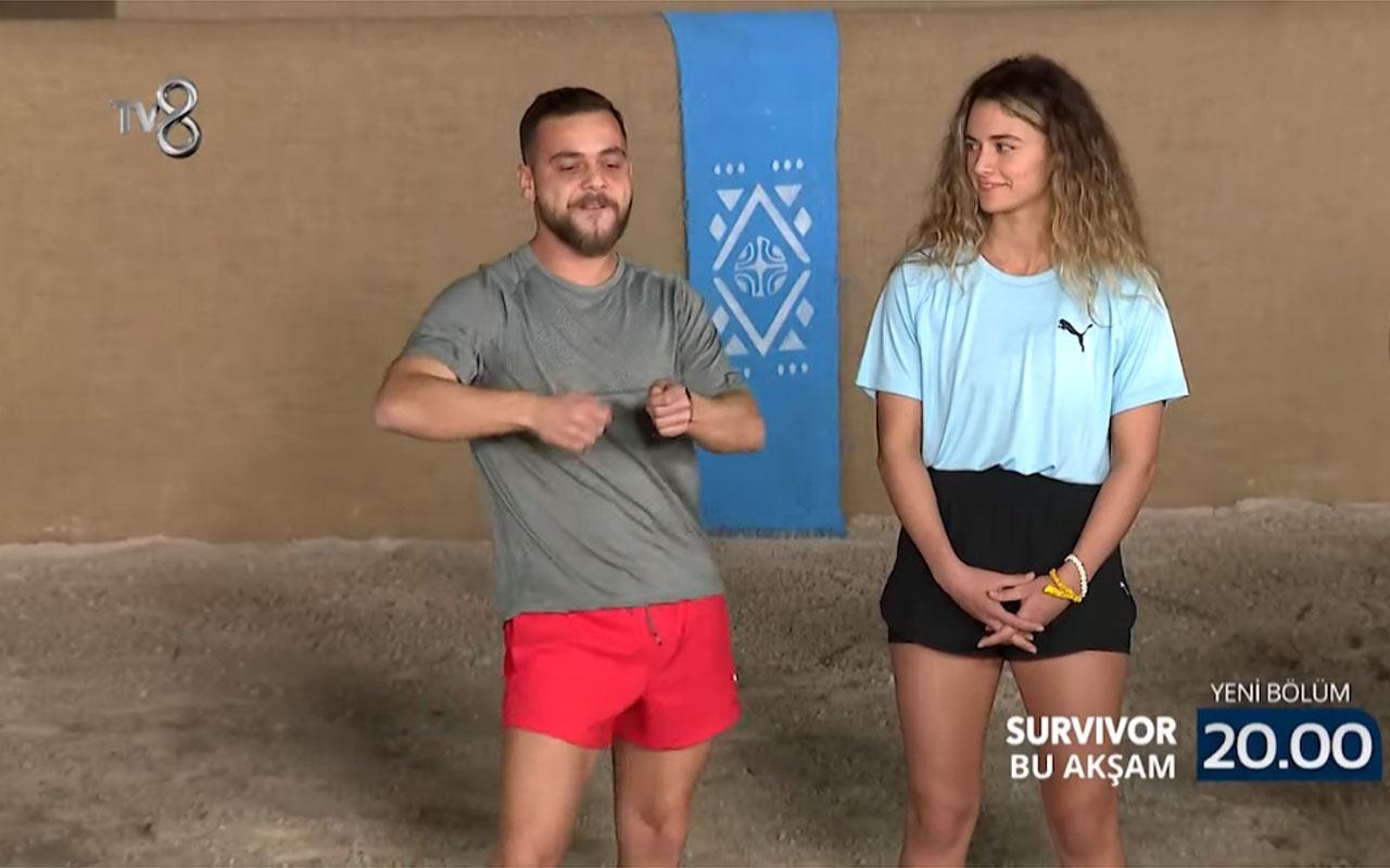 Survivor 2021'in yeni ismi Doğan Keser'in imza hareketi şaşkına çevirdi
