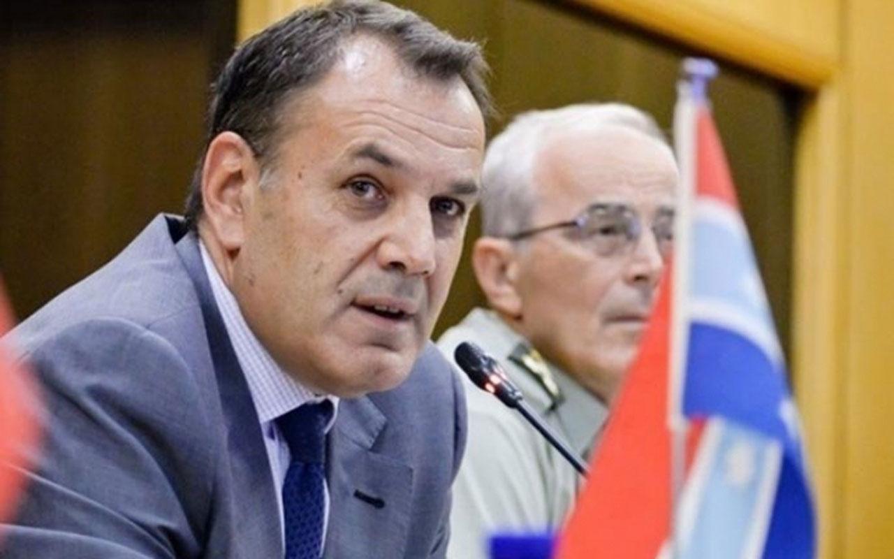 Yunanistan Savunma Bakanı: Yazın Türkiye'yle üç kez silahlı çatışmanın eşiğine geldik