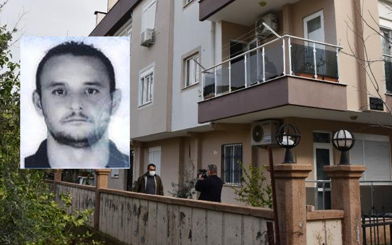 Antalya'da birlikte yaşadığı Rus asıllı kadının evinde ölü bulundu