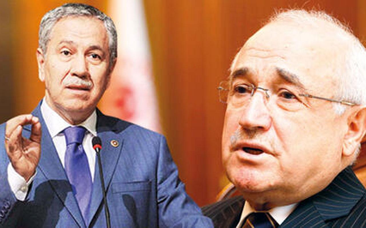 Cemil Çiçek ile Bülent Arınç farkı! Ahmet Hakan yazdı: Yahu hala fark etmediniz mi?