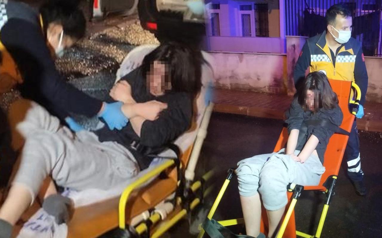 Antalya'da ailesi genç kıza ulaşamayınca ortaya çıktı! Eve giren ekipler şok oldu