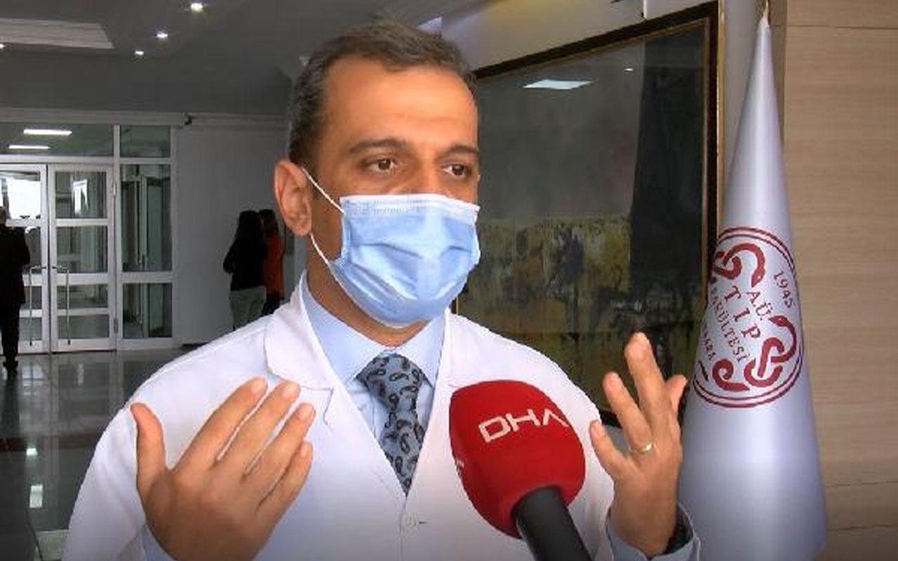 Bilim Kurulu üyesiAlpay Azap: Toplumsal bağışıklık için toplumun yüzde 90'ını aşılamak lazım