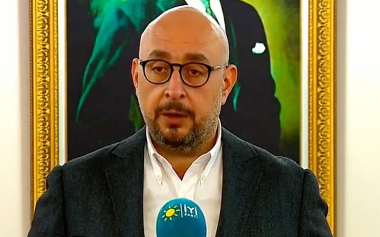 İYİ Parti'den 'yeni anayasa'ya destek sinyali! 'Neyin hedeflendiğinin açıklanmasını bekliyoruz'