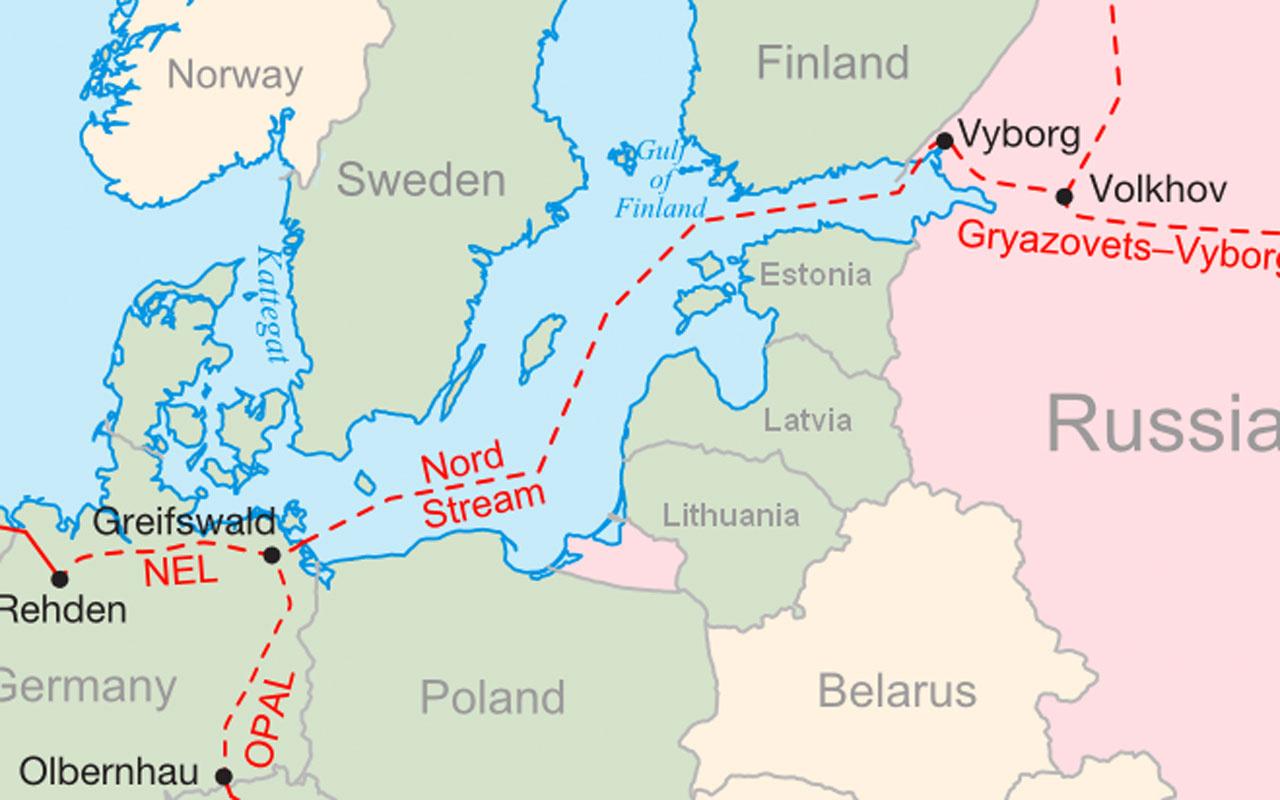 Kuzey Akım 2 Rusya ve ABD'nin Avrupa'daki 'jeoekonomik savaşı'na dönüştü