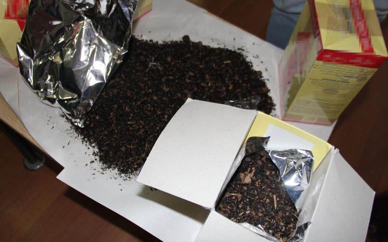 Adıyaman'da çay satın aldı şok geçirdi! Paketten çıkana kimse inanamadı
