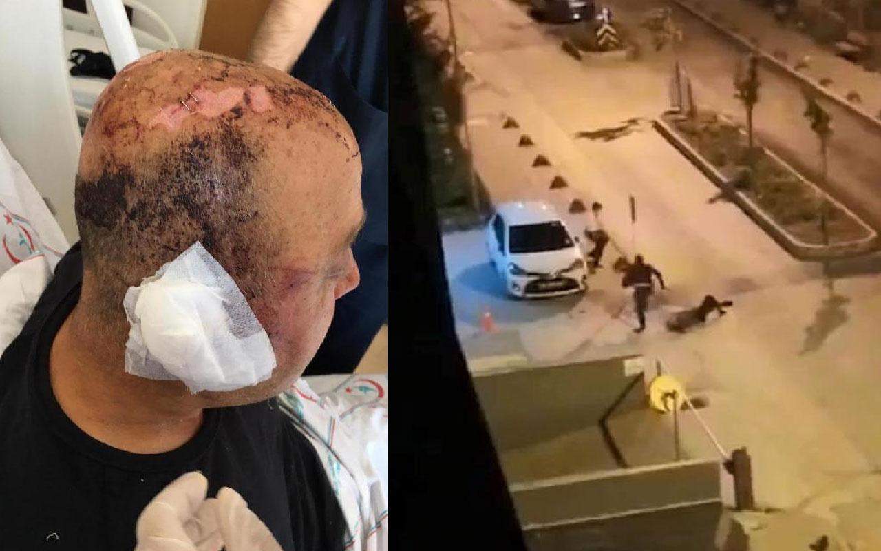 Eskişehir'de polise telsizle saldırmıştı! O saldırgana 8 yıl hapis istemi