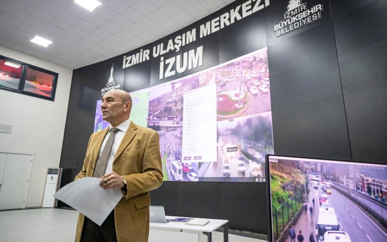 Tunç Soyer açıkladı! İzmir'e 1 yıllık yağmurun yüzde 18'i bir gecede yağdı