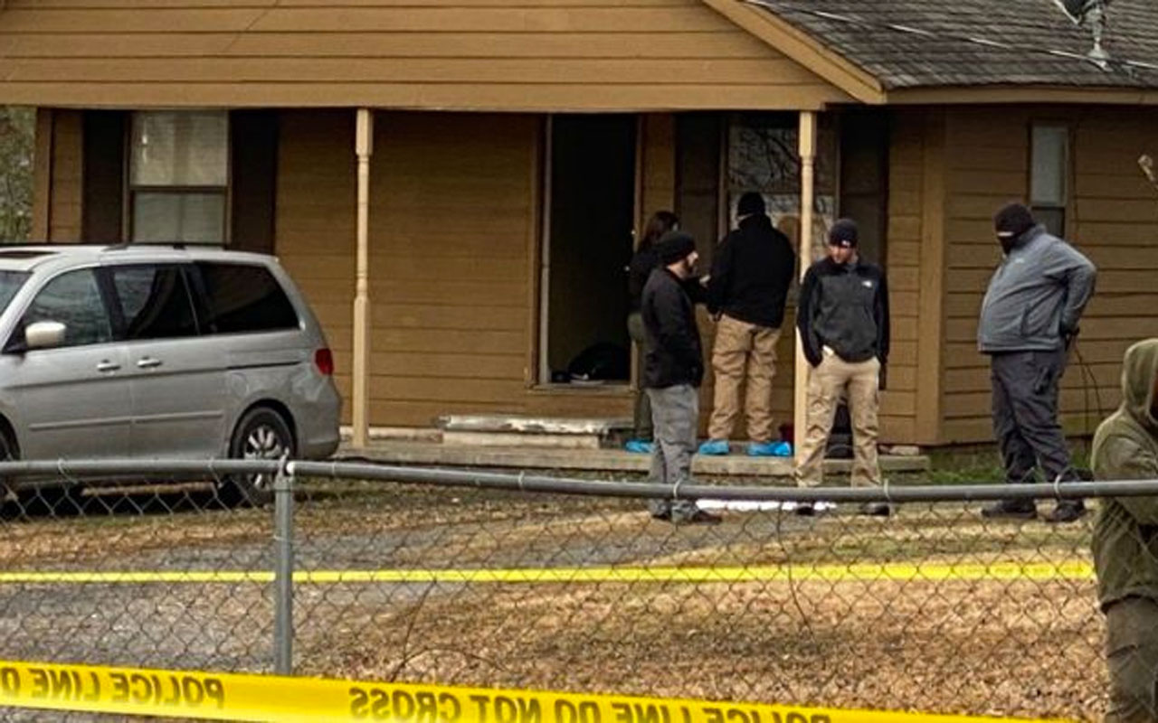 ABD'de katliam silahlı saldırıda 5'i çocuk 6 kişi hayatını kaybetti