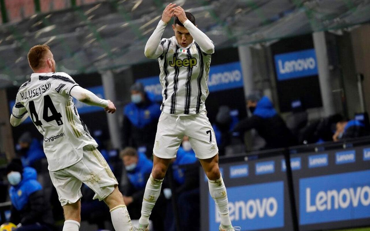 Merih Demiral yıkılmadı Ronaldo fişi çekti