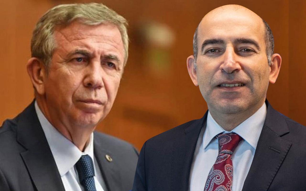 Mansur Yavaş'tan Boğaziçi Üniversitesi Rektörü Melih Bulu'ya mektup: Makamınızı kurban verin