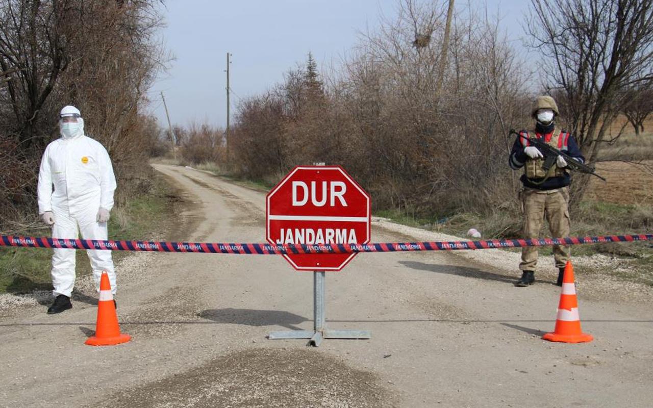 Afrika'dan Elazığ'a geldi! Köyde vaka patladı giriş çıkışlar kapatıldı
