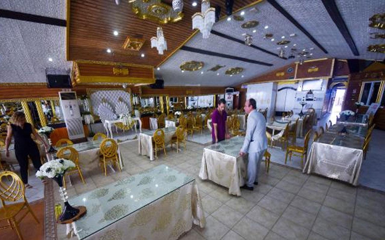 Hazırlıklar başladı! 'Gizli davetli' düğün salonlarını denetleyecek