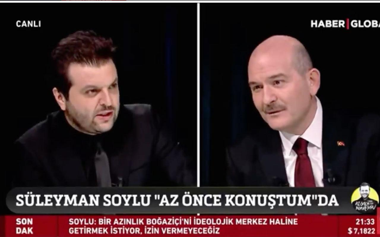 """""""15 Temmuz'u FETÖ yapmadı"""" ne demek? İşte İçişleri Bakanı Süleyman Soylu'nun cevabı"""