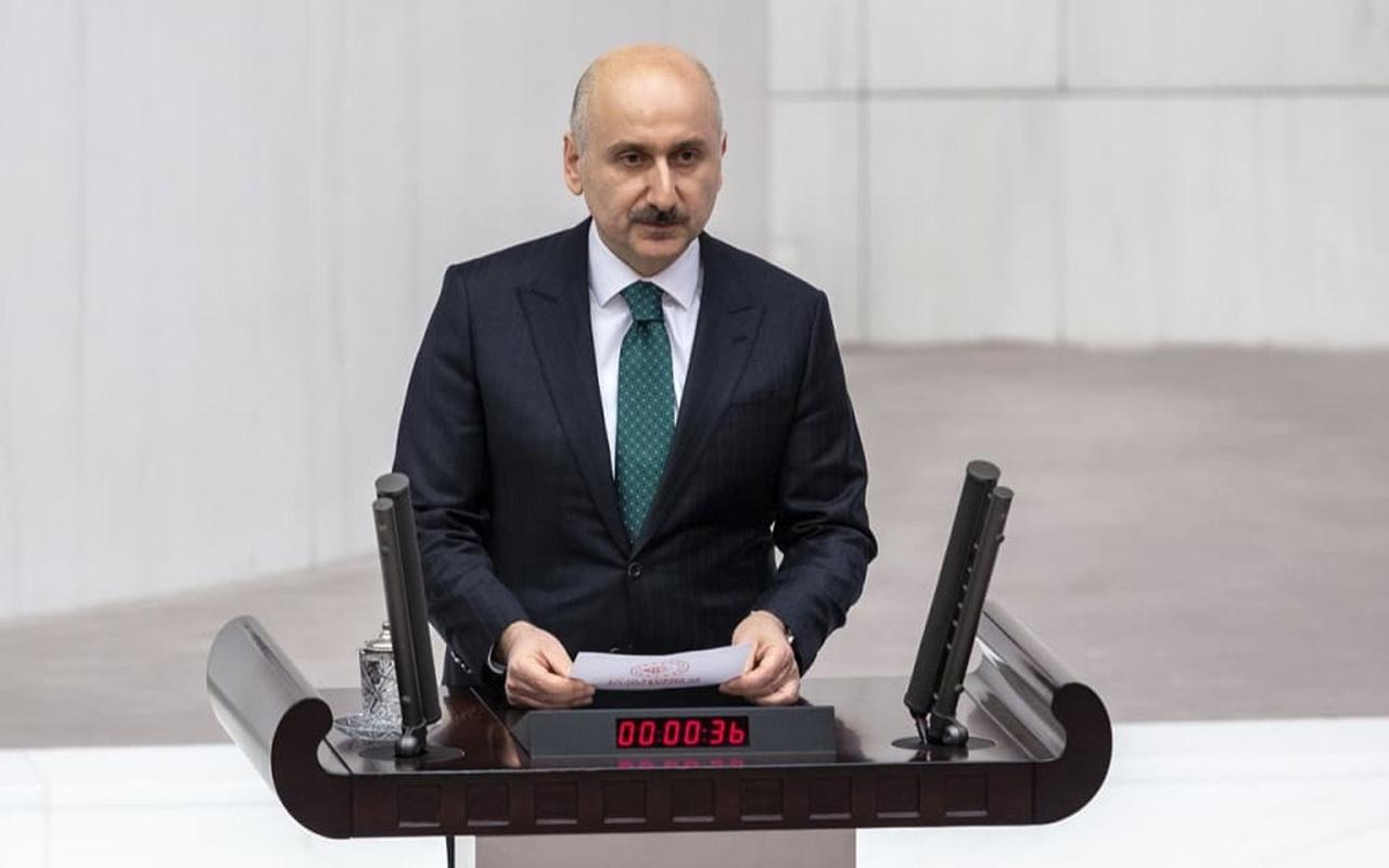 Adil Karaismailoğlu'ndan 'Kanal İstanbul' açıklaması: 2021'de ilk kazma vurmak için çalışıyoruz