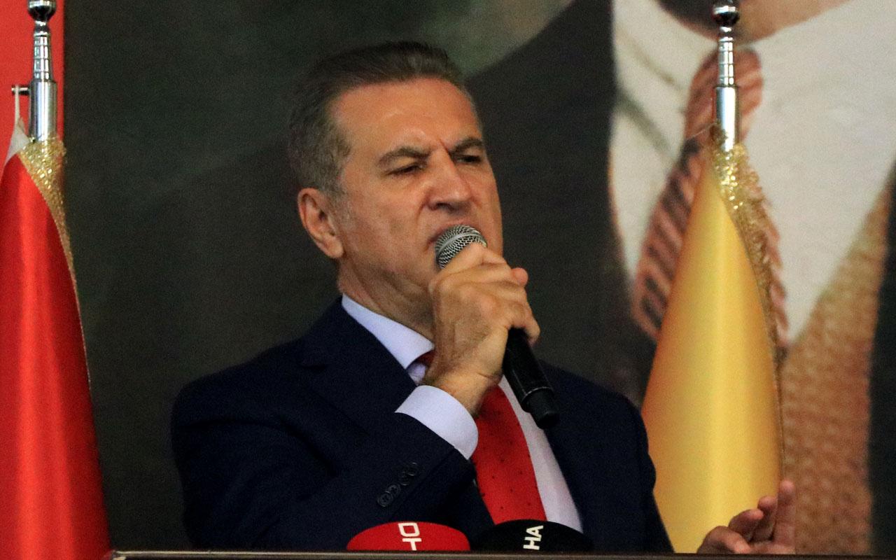 TDP Genel Başkanı Mustafa Sarıgül'den ittifak açıklaması