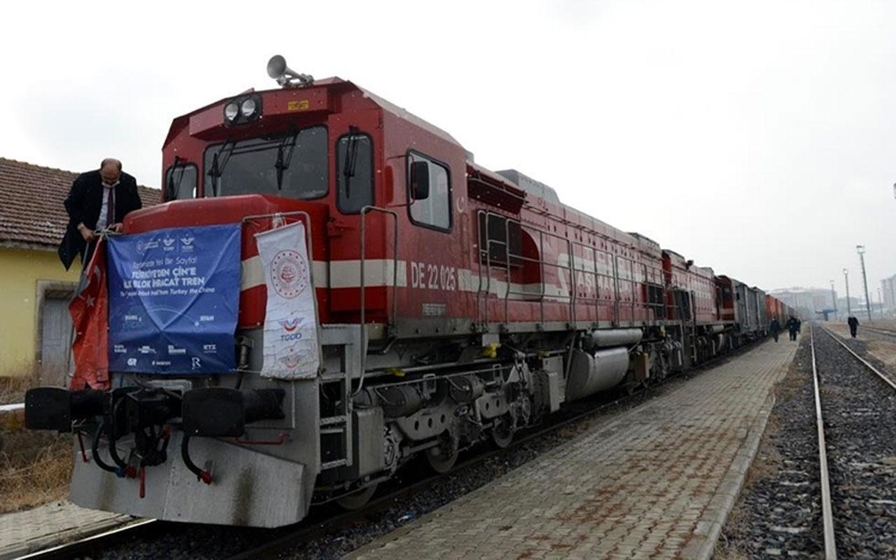 Çin'e ihracat süresinin 12 güne düşmesi Türk iş insanlarını sevindirdi