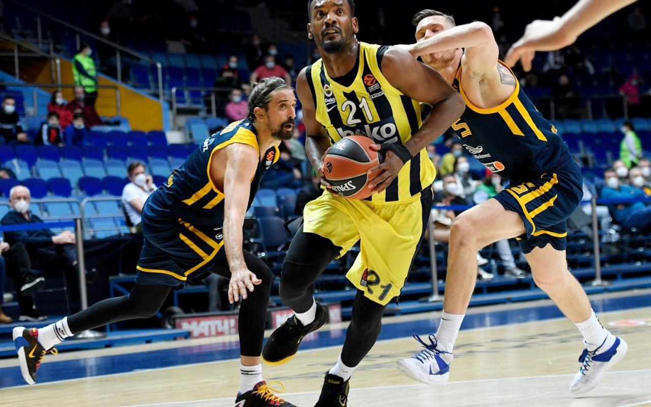 Fenerbahçe Beko'nun konuğu Zenit