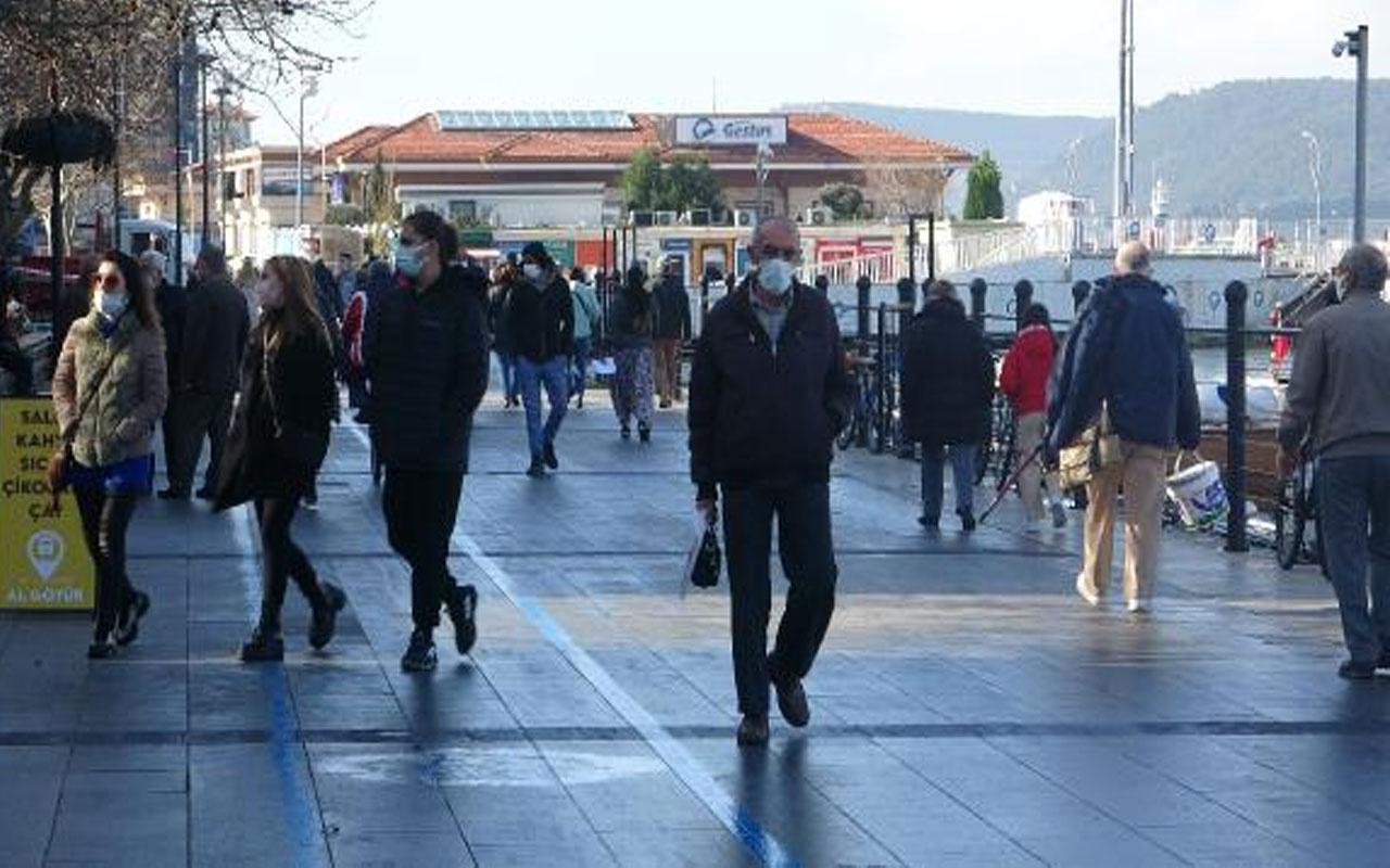 Prof. Dr. Alper Şener'den mutasyonlu virüse karşı çift maske uyarısı