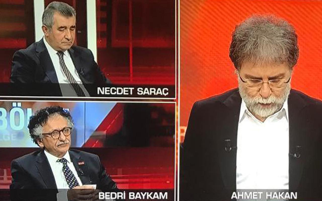 Bedri Baykam da CHP'nin, CNN Türk boykotunu deldi